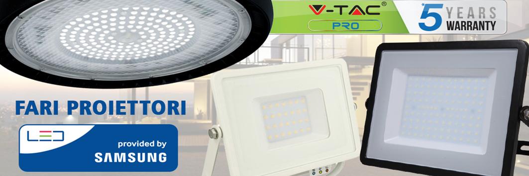 Faro Proiettore LED