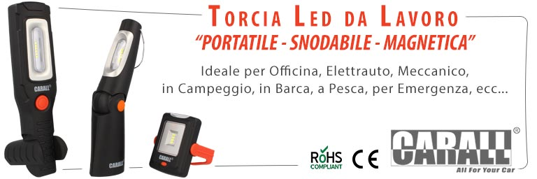 Torcia Led CARALL